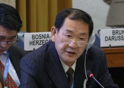 韩泰松负对朝鲜核计划的牵制『世代不会立竿见影』。