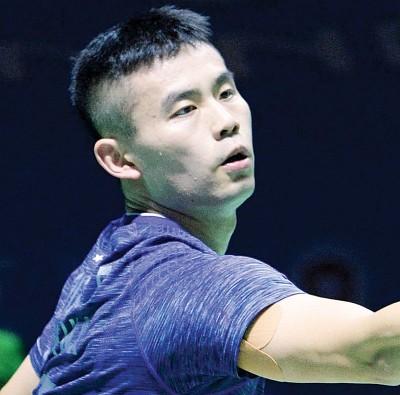 乔斌替补阿薛森出战全英赛。