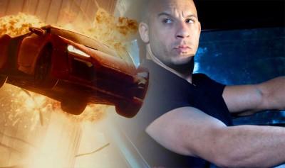 研讨发现,《快和激情》影片似乎无意间让驾驶平均速度飙升。(网络图)