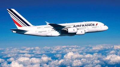 法国航空面对员工罢工,长途客机最受影响。