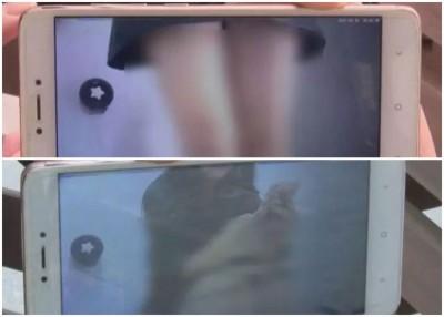 刘男于是针孔摄像镜头偷拍公司女职员。