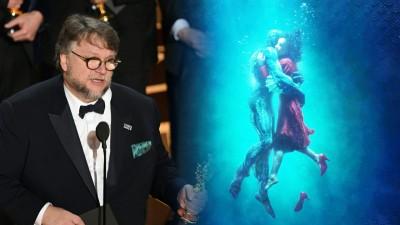 Guillermo del Toro执导的《水底情深》共获4奖成为大赢家。