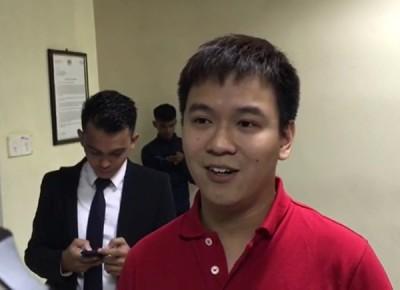 解救普通人(JJPTR)创办人兼公司董事李宗圣。