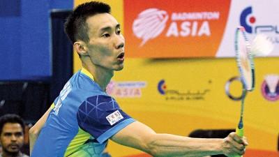 李宗伟沒有执着衝破五冠记载。