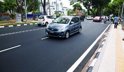 布朗路及附近地区道路提升计划是于2016年9月动工,并于今年1月31日完工,耗资597万令吉,有助纾解交通及提高道路安全。