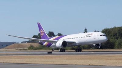 乘客腰围若超过56吋,用不能就多泰航波音787-9梦客机的商务舱。
