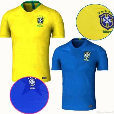 巴西国家足球队在俄罗斯世界杯上的队服。