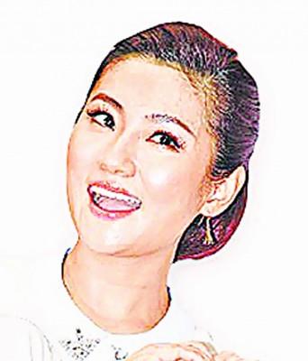 Selina前年和张承中收4年婚姻。