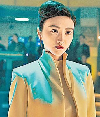 景甜在科幻片《环太平洋2:起义时刻》表现抢眼,票房开红盘。