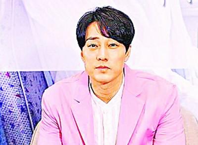 苏志燮赴台宣传新片《雨你再次相遇》,自招事后看戏哭不停。