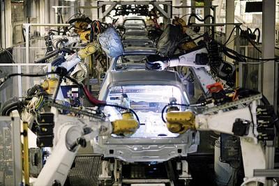 美国是欧盟汽车最大的出口市场。