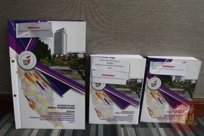 政府宪报公布,选区重划报告周四起生效。