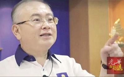 亚依淡原任国会议员魏家祥。(档案照)