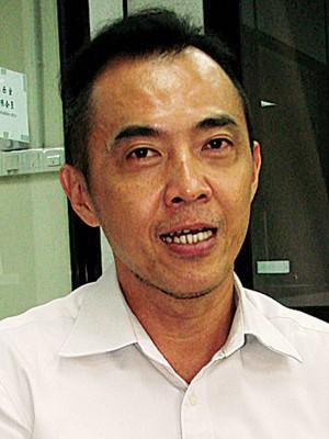执业律师林子辉。