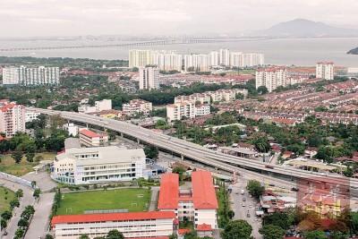 峇央峇鲁在308眼前是马华强区。