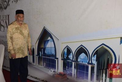 安华战士廊新貌,马祖基说重建工程预计耗时6至7个月。