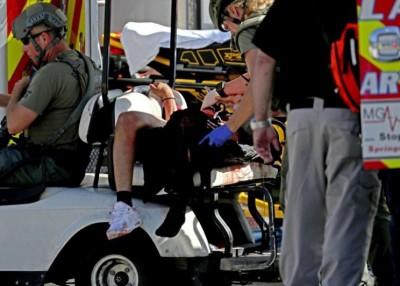 高中枪击案导致多人死伤。