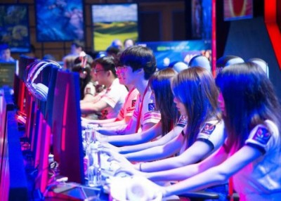 电子游戏已经成为现代人生活的一部分。