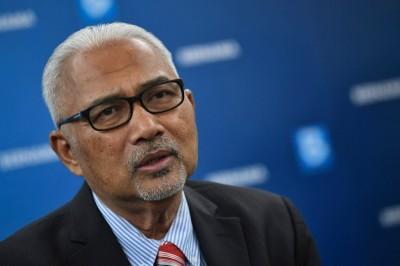 莫哈末哈欣:选委会没有否认观察员参与选举的权利。