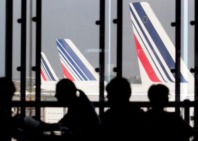 法航员工不满加薪幅度,今年已三度罢工。