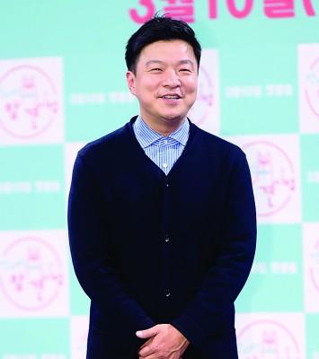 金生珉是韩国知名主持人,上月还曾随综艺节目《穷游豪华团》赴台出外景。