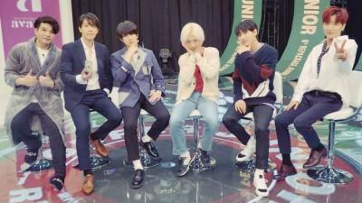 Super Junior庆,贾面膜更因为粉丝名义行善。