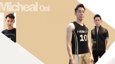 今届槟城时尚周,黄伟仁将呈献HERO'T运动潮服系列,包括篮球、美式足球、脚踏车等选手制服,更以别具含义的黑金色作为主调。