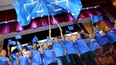 槟州国阵扬言一旦重夺政权,必定实践针对6大方向提出的60项承诺。