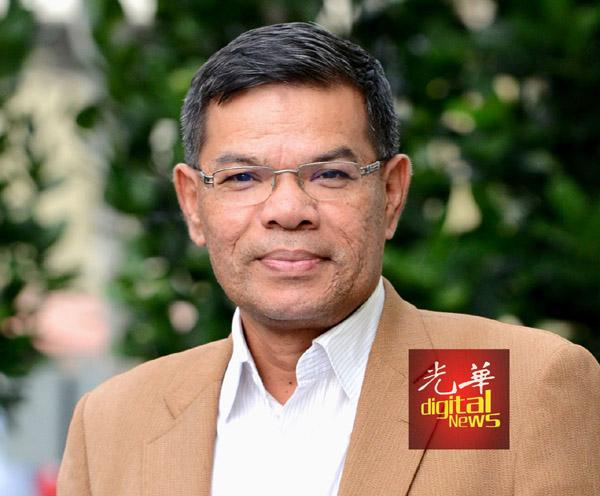 赛夫丁:邓章耀任国阵槟州主席8年,为人民争取了什么福利?