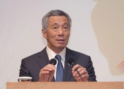 新加坡总理李显龙正在北京进行工作访问。