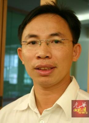 张志坚亲口向本报证实不获派上阵本届大选。