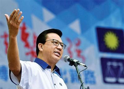 廖中莱:国阵听到华社的声音。