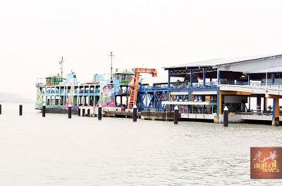 快捷渡轮有限公司于5月1日正式接管槟州渡轮。