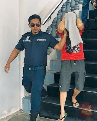 55夏华裔司机走私逾14万令吉香烟,批准保释1万令吉候审。