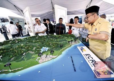 一旦东铁通车,吉隆坡到哥打峇鲁的行程可从8小时缩短一倍至4小时。