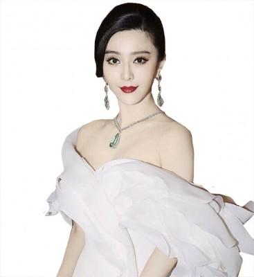 范冰冰对于美妆保养相当有研究。