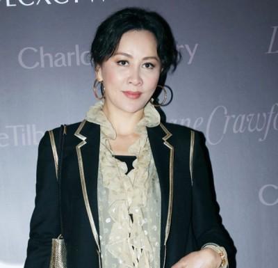 刘嘉玲强调自己年龄没报小。