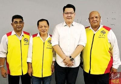 (北海14日讯)国民团结党(Malaysian United Party)署理主席郭馨文宣布该党峇眼惹玛、峇眼达南及双溪浮油州议席3名准候选人。