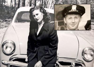 彼得雷维茨失踪51年,她的骸骨终于寻回。(小图)博肯涉嫌杀人及埋尸,不过他已于1982年逝世。