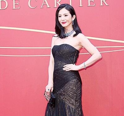 杨采妮表示未来收藏珠宝都要传承给媳妇。