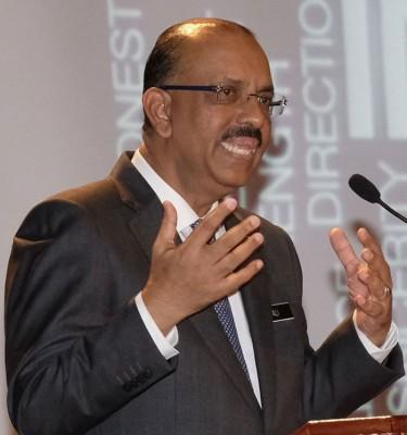 阿里韩沙敦促公仆尊重选绩续服务人民,效忠元首与新政府。