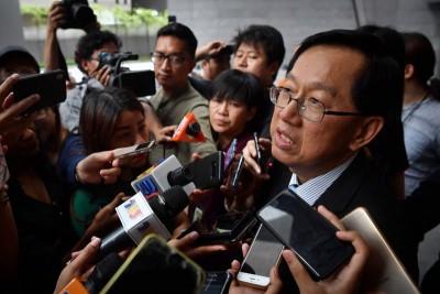 陈友信:中国投资者计划在我国重新投资,但我国须重检不带来好处的计划。