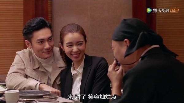 麦明诗戏外被传遭魏焌皓强吻。