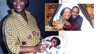 鲍恩斯坚持冒当高龄产妇的风险诞下早产儿子迈尔斯。迈尔斯不忍见到妈妈受苦,决定捐肾救母。