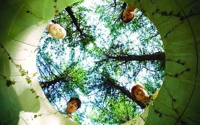 SHINee MV预告左下角有奇怪人影。