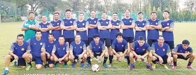 由张成国督军的华青足球队如果表现稳健,将有望晋级半决赛。