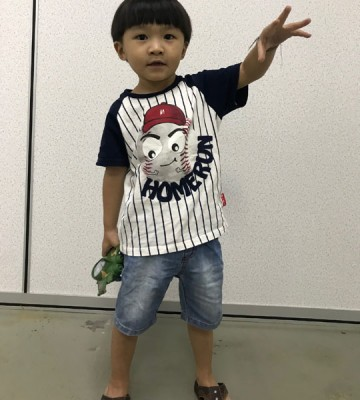 小惟刚以以6月5天进行心脏第二次手术。