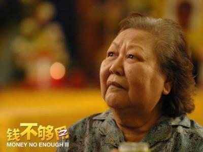 黎明姨不敌病魔辞世。