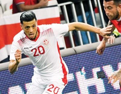 曾在法国和比利时联赛效力的安尼斯巴德利寄望祖国突尼斯可以成为本届世杯黑马,首次从小组突围。
