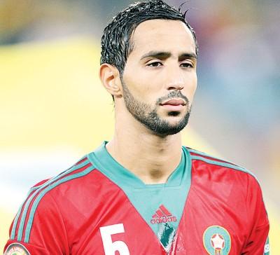 31岁的贝纳蒂亚是摩洛哥头号球星。